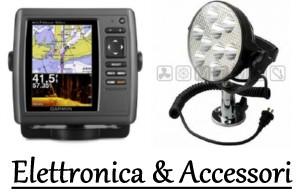 ECOSCANDAGLI PESCA GPS VHF