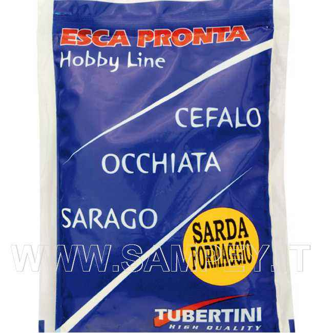 Esca Pronta Pasterello Pastella Sarda Tubertini