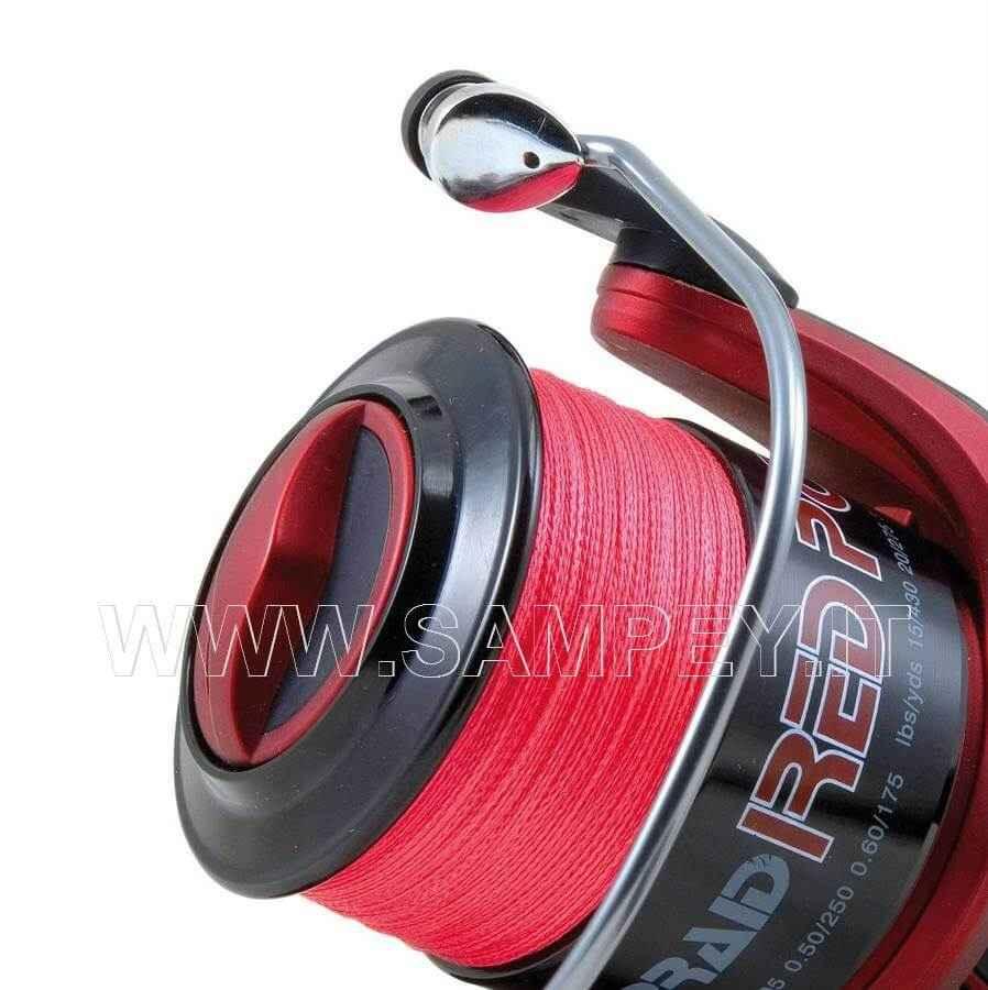 Mulinello Braid Red Power 70 (7000) Lineaeffe + Multifibra