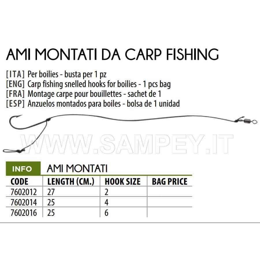 terminali carp fishing