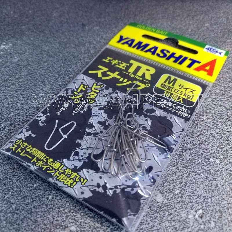 Moschettoni TR Tip Run Snap Yamashita Tonanare Artificiali
