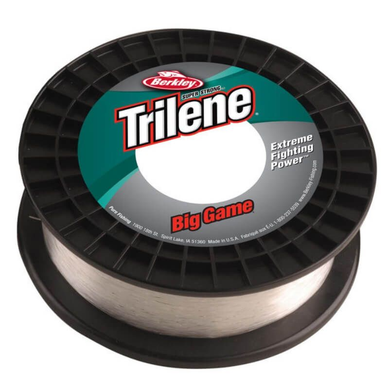 Filo Trilene Big Game Traina Berkley  600 metri