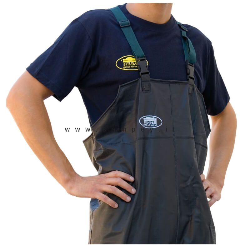 Waders Scafandro Pesca Lineaeffe