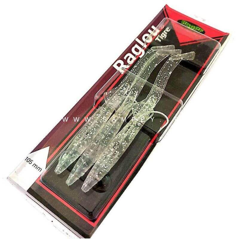 Raglou Ragot Originali SG/HG cm 6,5 con 3 pz Brillantini