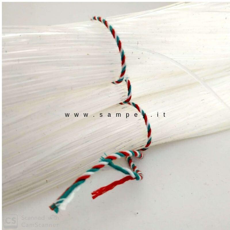 Matasse Nylon Palamito Asso di Spade 0.50 mm 2200 Metri
