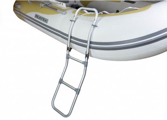 Scaletta  da barca gommone pieghevole 4 gradini