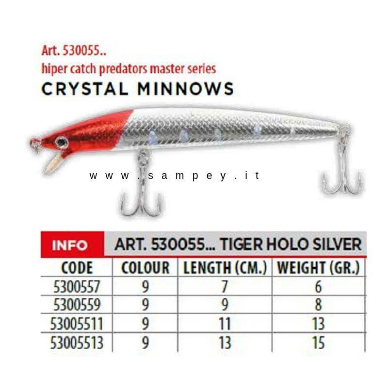 artificiali take cristal