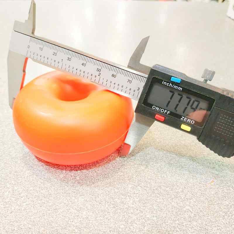 Boa Boetta Galleggiante Piccola Arancio 8 cm