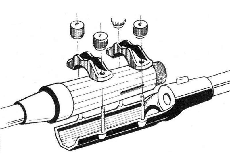Barra di prolunga 74 cm per motori fuoribordo