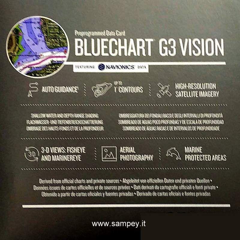 Garmin Bluechart G3 Vision Maps