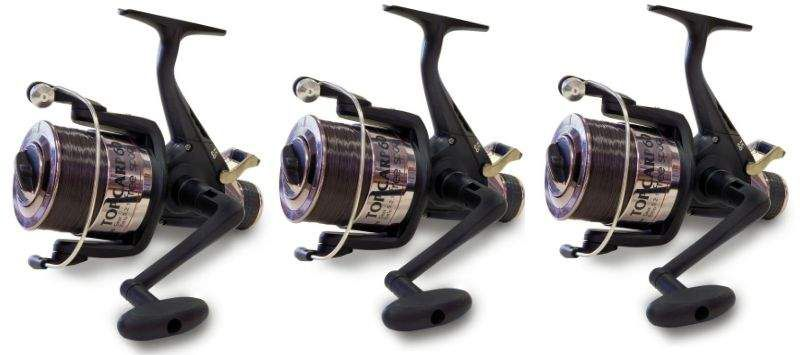 mulineli set carp fishing