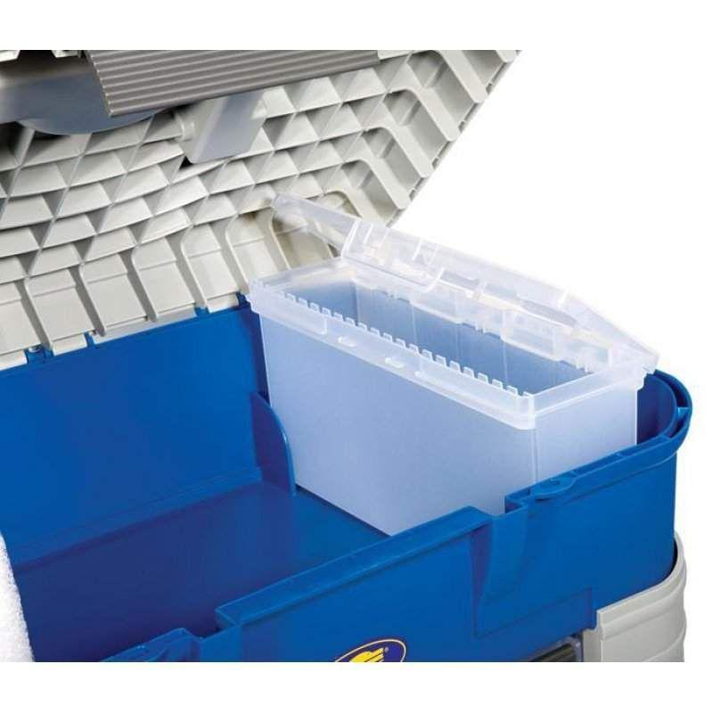 Cassetta valigetta Pesca Super Box 2 cm 42 + 5 box