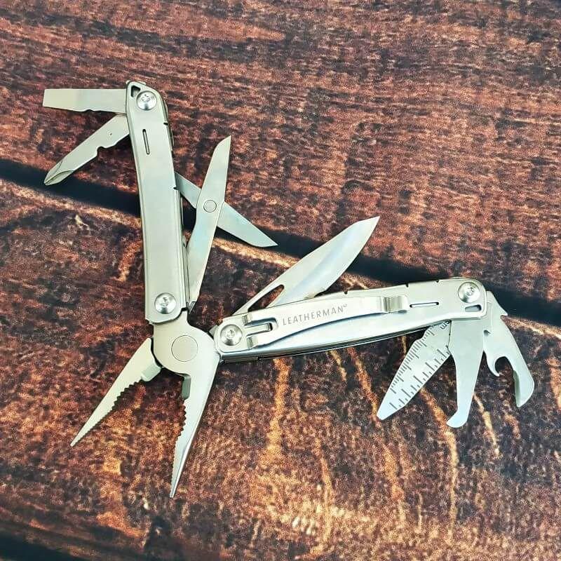 Leatherman Wingman Pinza Multiuso LTG832523