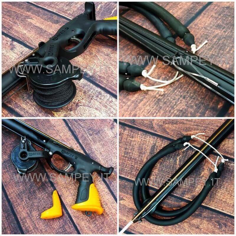 Arbalete Mares Viper Pro DS 90 Pronta Pesca