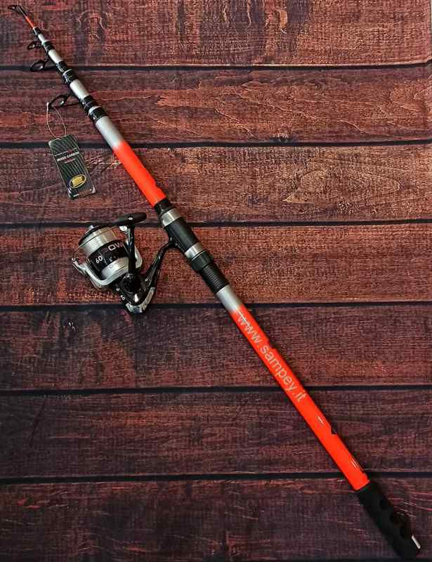 combo surf casting