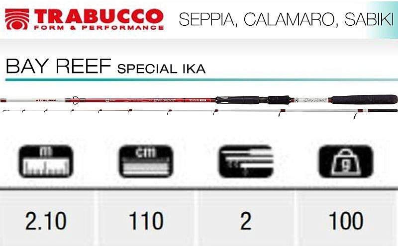 161-48-210 BAY REEF SPECIAL IKA * 2102/100
