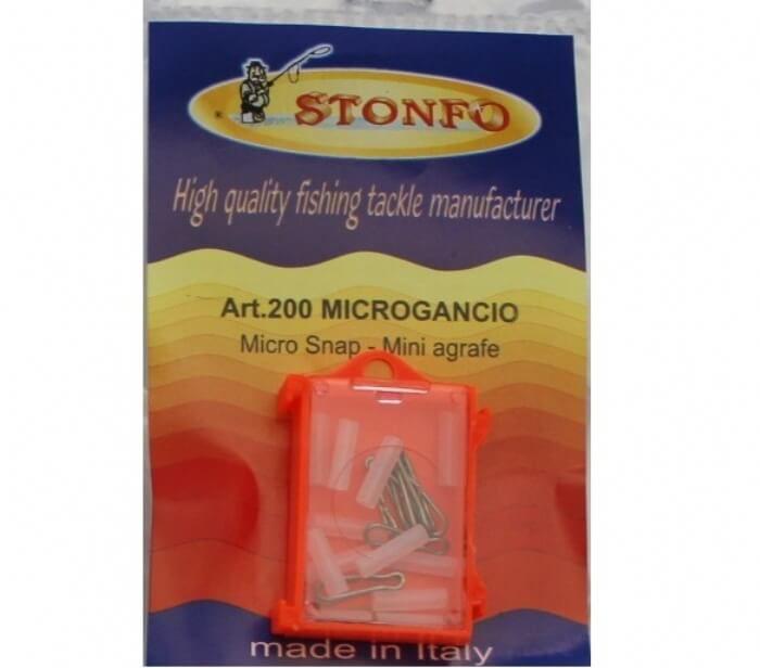 Microagganci  Microgancio Pesca Stonfo Art 200 Mis 3
