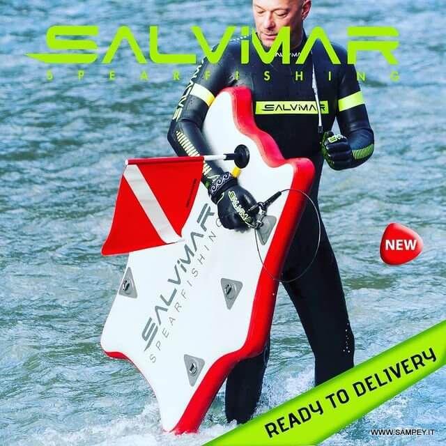 Plancetta Sub Dive Board Salvimar Manta 100