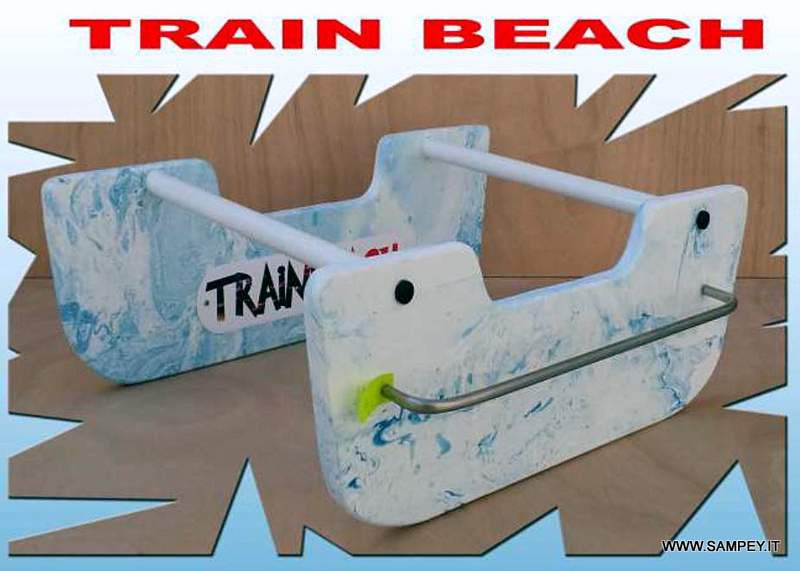 Barchino Divergente Filpesca Train Beach PVC