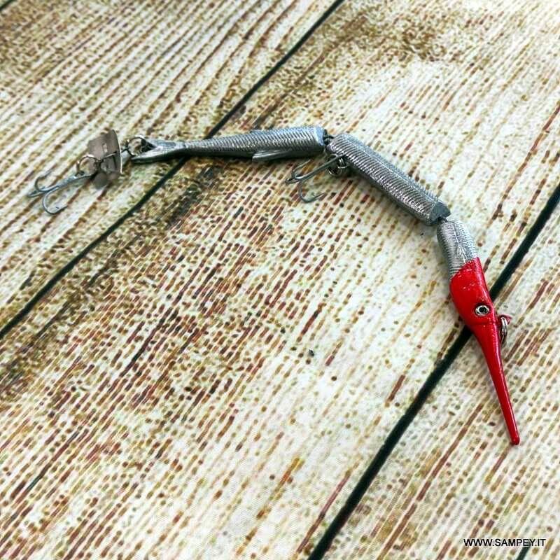 Aguglia Artificiale Traina Take 16 cm Testa Rossa