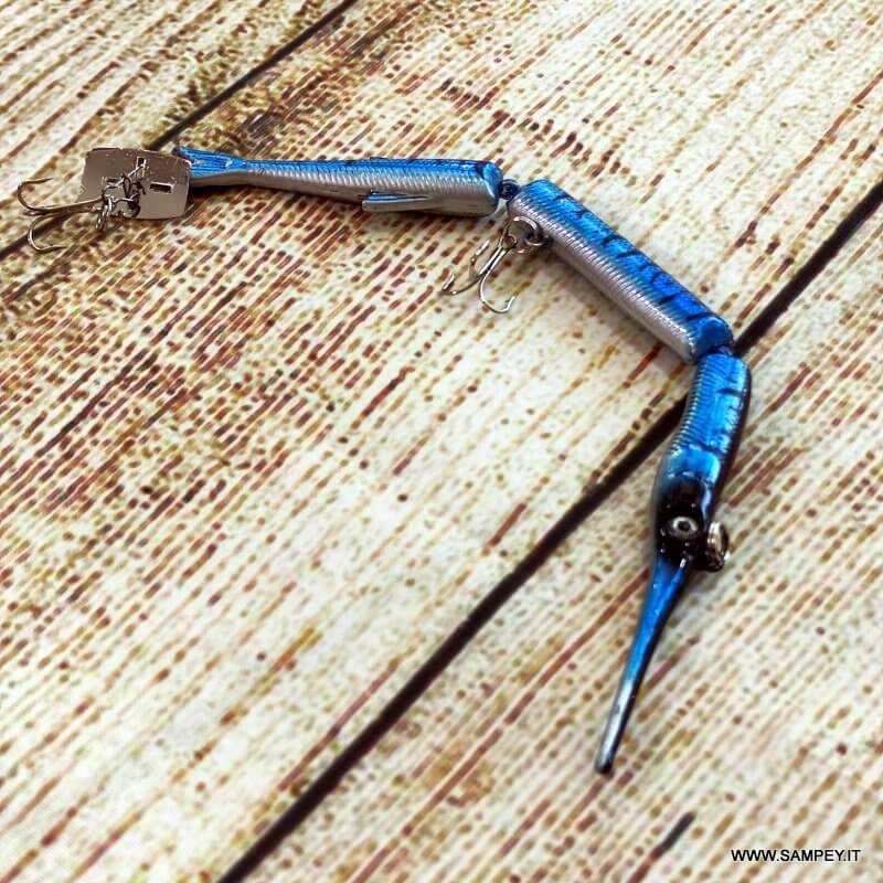 Aguglia Artificiale Traina Take 16 cm Blu