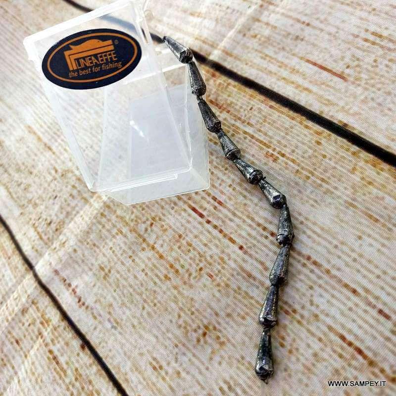 Torpille Pesca con Guaina Lineaeffe da 0.50 a 10 gr